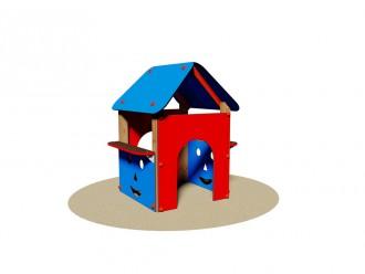 Cabane de jeu en bois - Devis sur Techni-Contact.com - 1
