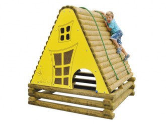 Cabane en bois pour enfants 1 à 12 ans - Devis sur Techni-Contact.com - 1