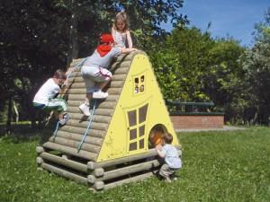Cabane en bois pour enfants 1 à 12 ans - Devis sur Techni-Contact.com - 3