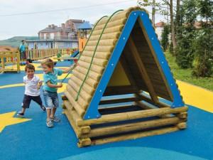 Cabane en bois pour enfants 1 à 12 ans - Devis sur Techni-Contact.com - 4