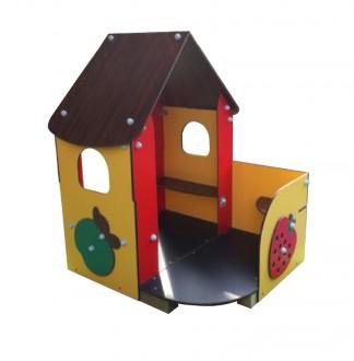 Cabane extérieure pour enfants - Devis sur Techni-Contact.com - 11