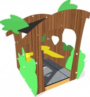 Cabane extérieure pour enfants - Devis sur Techni-Contact.com - 5