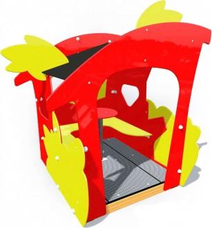 Cabane extérieure pour enfants - Devis sur Techni-Contact.com - 6