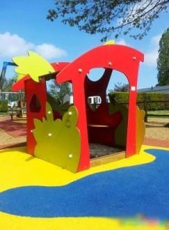 Cabane extérieure pour enfants - Devis sur Techni-Contact.com - 7