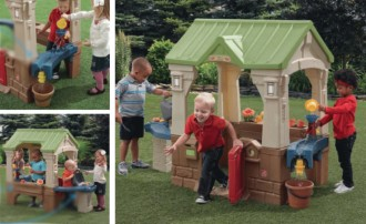 Cabane extérieure pour enfants - Devis sur Techni-Contact.com - 8