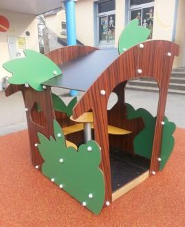 Cabane extérieure pour enfants - Devis sur Techni-Contact.com - 9