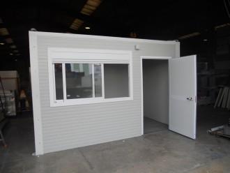 Cabine atelier modulaire en kit - Devis sur Techni-Contact.com - 2
