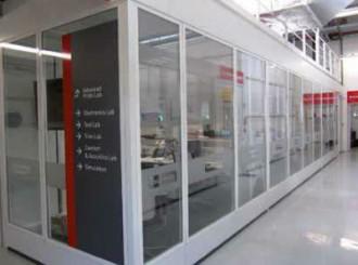 Cabine d'atelier amovible - Devis sur Techni-Contact.com - 1