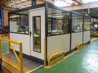 Cabine d atelier modulable - Devis sur Techni-Contact.com - 1