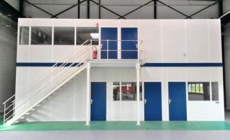 Cabine d'atelier modulaire - Devis sur Techni-Contact.com - 1