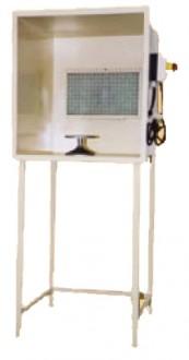 Cabine d'émaillage à sec - Devis sur Techni-Contact.com - 1
