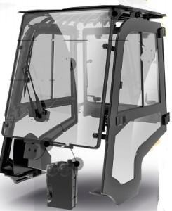 Cabine de chariot élévateur Heli - Devis sur Techni-Contact.com - 1