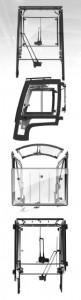 Cabine de chariot élévateur Jungheinrich - Devis sur Techni-Contact.com - 2