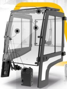 Cabine de chariot élévateur Jungheinrich - Devis sur Techni-Contact.com - 3