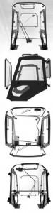 Cabine de chariot élévateur Linde - Devis sur Techni-Contact.com - 4