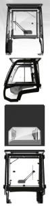 Cabine de chariot élévateur Yale - Devis sur Techni-Contact.com - 3