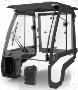 Cabine de chariot élévateur Yale - Devis sur Techni-Contact.com - 4