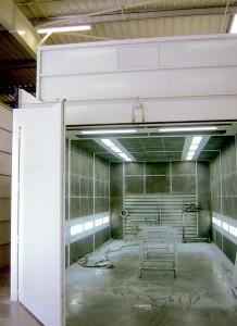 Cabine de métallisation fermée - Devis sur Techni-Contact.com - 2