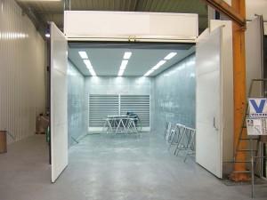 Cabine de métallisation fermée - Devis sur Techni-Contact.com - 3