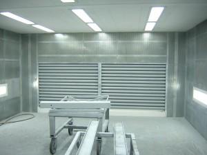 Cabine de métallisation fermée - Devis sur Techni-Contact.com - 5