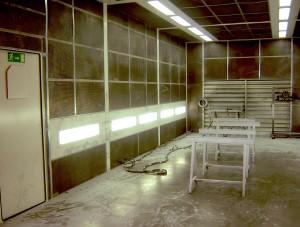 Cabine de métallisation fermée - Devis sur Techni-Contact.com - 6