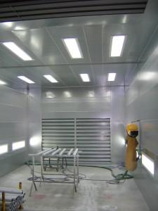 Cabine de métallisation fermée - Devis sur Techni-Contact.com - 7