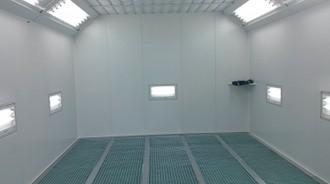 Cabine de peinture à accès laboratoire - Devis sur Techni-Contact.com - 3
