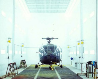 Cabine de peinture aéronautique - Devis sur Techni-Contact.com - 2