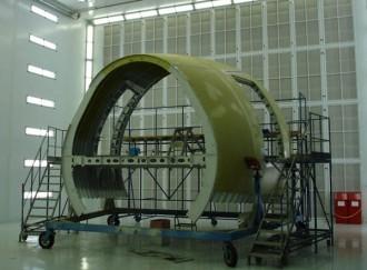 Cabine de peinture aéronautique - Devis sur Techni-Contact.com - 3