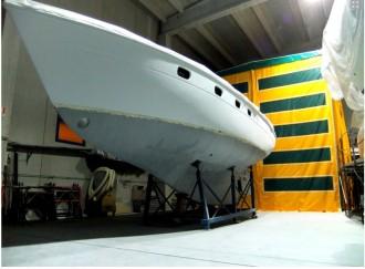 Cabine de peinture bateau - Devis sur Techni-Contact.com - 2