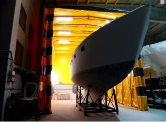 Cabine de peinture bateau - Devis sur Techni-Contact.com - 3
