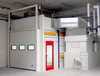Cabine de peinture industrielle - Devis sur Techni-Contact.com - 4