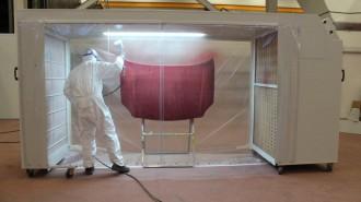 Cabine de peinture mobile - Devis sur Techni-Contact.com - 3