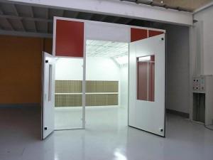 Cabine de peinture ouverte - Devis sur Techni-Contact.com - 4