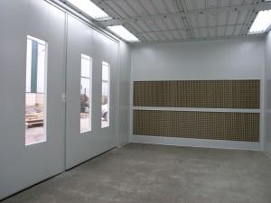 Cabine de peinture ouverte - Devis sur Techni-Contact.com - 5