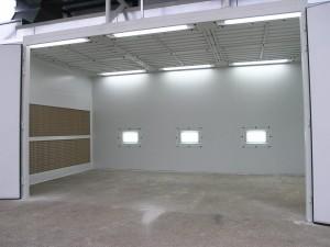 Cabine de peinture ouverte - Devis sur Techni-Contact.com - 6