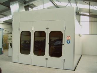 Cabine de peinture pour véhicule léger - Devis sur Techni-Contact.com - 10