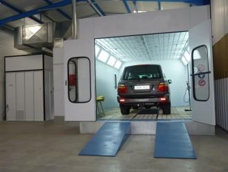 Cabine de peinture pour véhicule léger - Devis sur Techni-Contact.com - 3