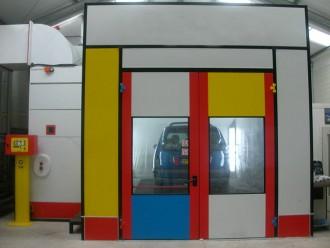Cabine de peinture pour véhicule léger - Devis sur Techni-Contact.com - 4