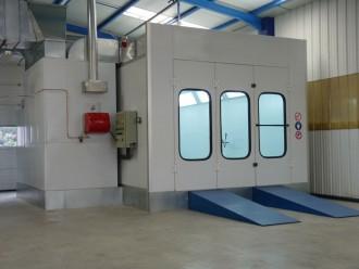 Cabine de peinture pour véhicule léger - Devis sur Techni-Contact.com - 8
