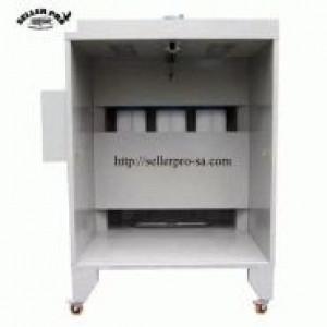 Cabine de poudrage epoxy - Devis sur Techni-Contact.com - 1