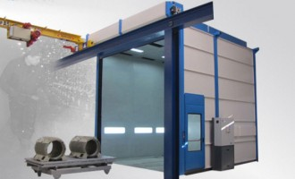 Cabine industrielle pour dégraissage et phosphatation - Devis sur Techni-Contact.com - 1