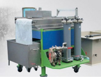 Cabine industrielle pour dégraissage et phosphatation - Devis sur Techni-Contact.com - 2