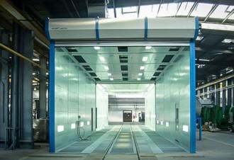 Cabine industrielle pour dégraissage et phosphatation - Devis sur Techni-Contact.com - 4