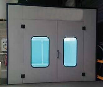 Cabine peinture automobile VL - Devis sur Techni-Contact.com - 2