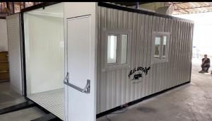 Cabine de peinture container - Devis sur Techni-Contact.com - 1
