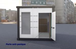 Cabine de peinture container - Devis sur Techni-Contact.com - 2