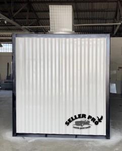 Cabine de peinture container - Devis sur Techni-Contact.com - 8