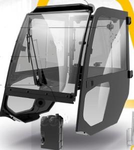 Cabine pour chariot élévateur Toyota - Devis sur Techni-Contact.com - 2