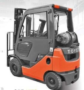 Cabine pour chariot élévateur Toyota - Devis sur Techni-Contact.com - 3